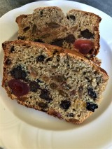 Spiced Fruit Tea Loaf